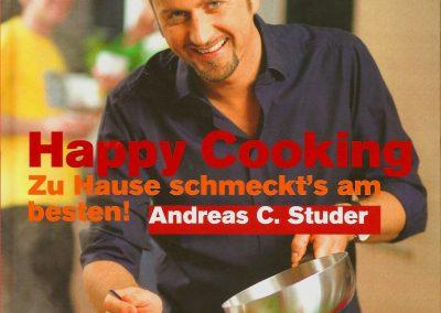 Happy Cooking – Zuhause schmeckt`s am besten!